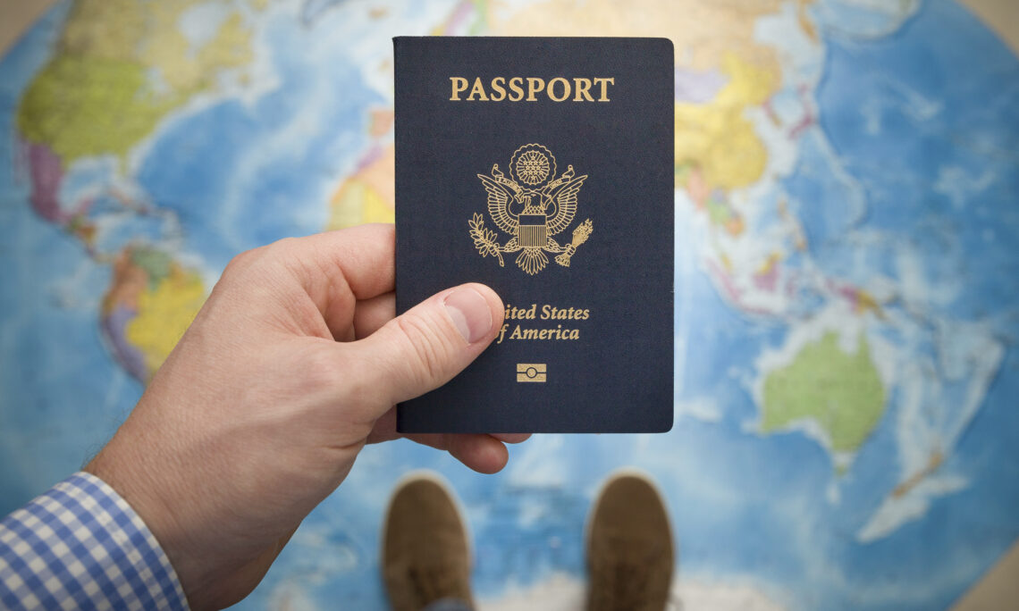 Me & My Passport